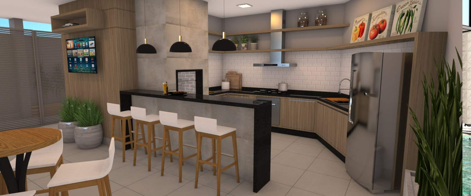 Apartamento para compra de alto padrão